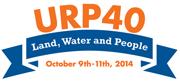 URP 40 Logo