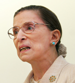 [U.S. Supreme Court Associate Justice Ruth Bader Ginsburg]