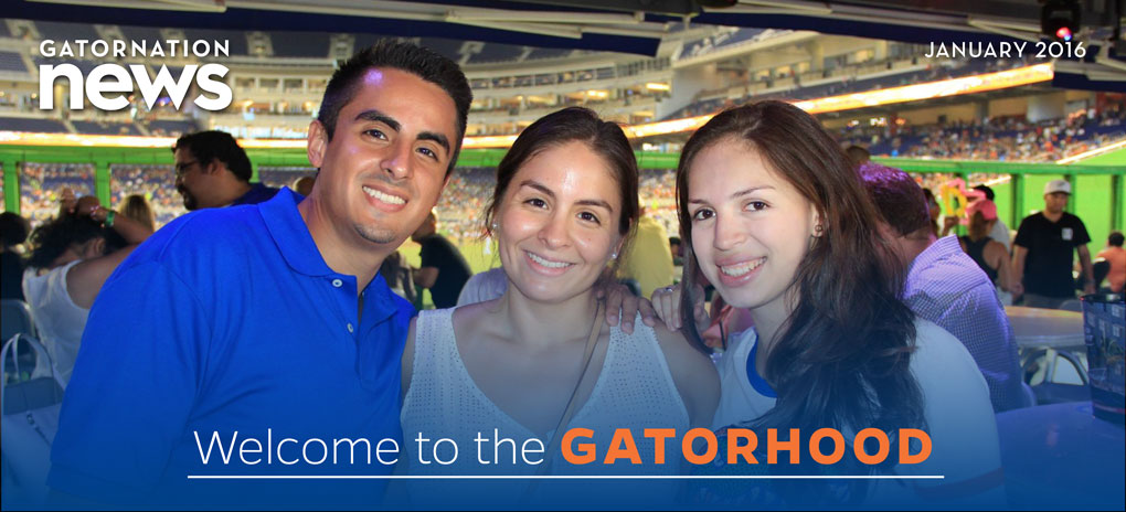 Welcome to the GATORHOOD