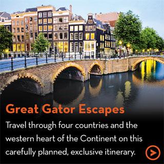Great Gator Escapes