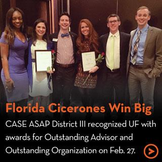 Florida Cicerones Win Big