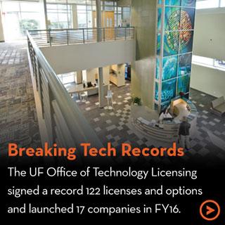 Breaking Tech Records