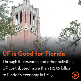 UF is Good for Florida