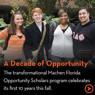 A Decade of Opportunity