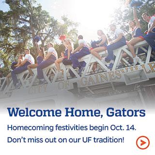 Welcome Home, Gators