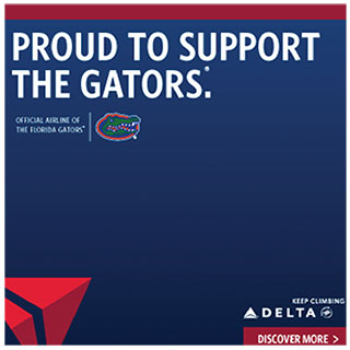 Delta - Connecting Gators to the world.