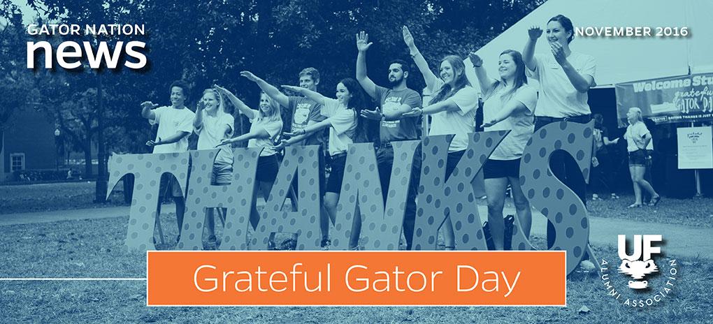 Grateful Gator Day