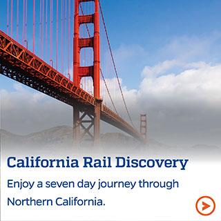California Rail Discovery