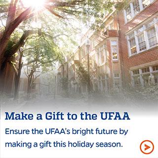 Make a Gift to the UFAA