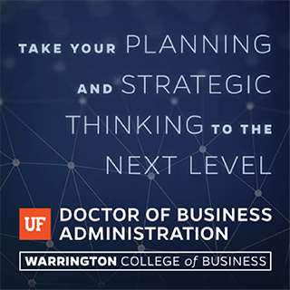 Warrington Doctor of Business Administration
