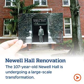 Newell Hall Renovation