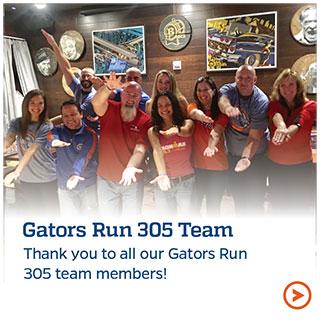 Gators Run 305