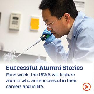 Successful Alumni Stories