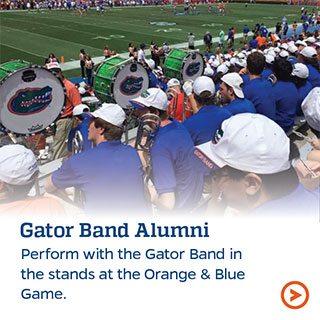 Gator Band Alumni
