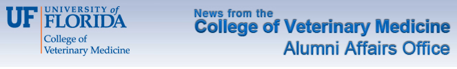 E-News from the College of Veterinary Medicine Alumni Affairs